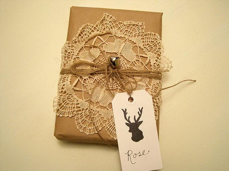 Оригинальная подарочная упаковка своими руками