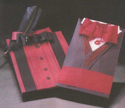 Подарочные пакеты для мужчин своими руками
