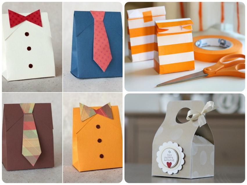 Оригинальная упаковка подарки из бумаги своими руками