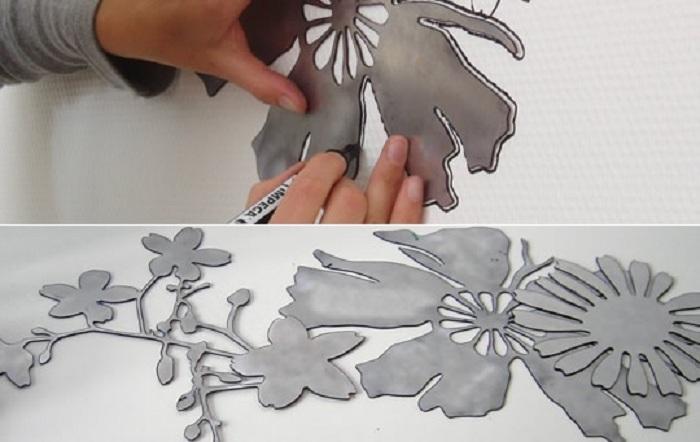 Как сделать рисунки своими руками