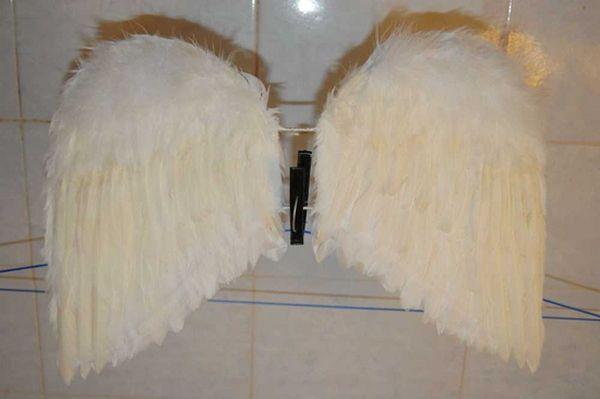 Как сделать крылья ангела в домашних условиях