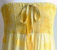 Как сшить сарафан на резинке для девочки своими руками