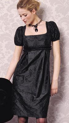 Платье из велюра своими руками